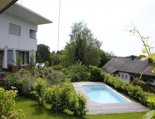 Schwimmbad – GFK-Becken